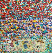 OVAC Yellow Sands Artwork
